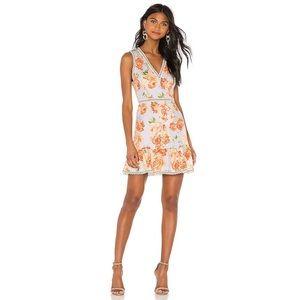 Kirean V-neck Dress